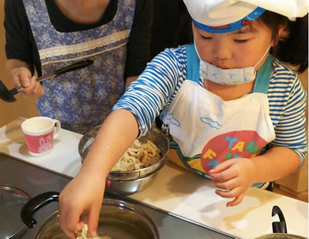育児ドラマと、親と子どものための食育&料理教室『cotocoto~コトコト~』さんの話