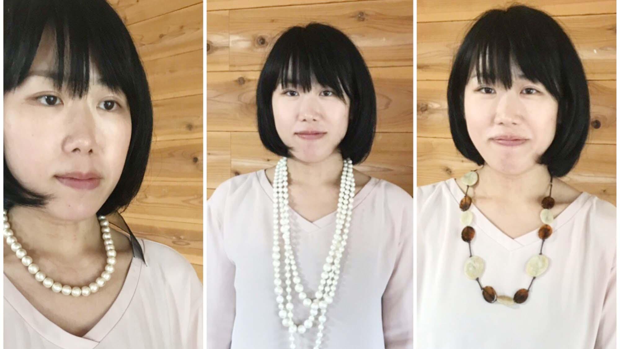 徳島でファッションの講座「骨格スタイル分析レッスン」に参加して服の悩みを解決♪