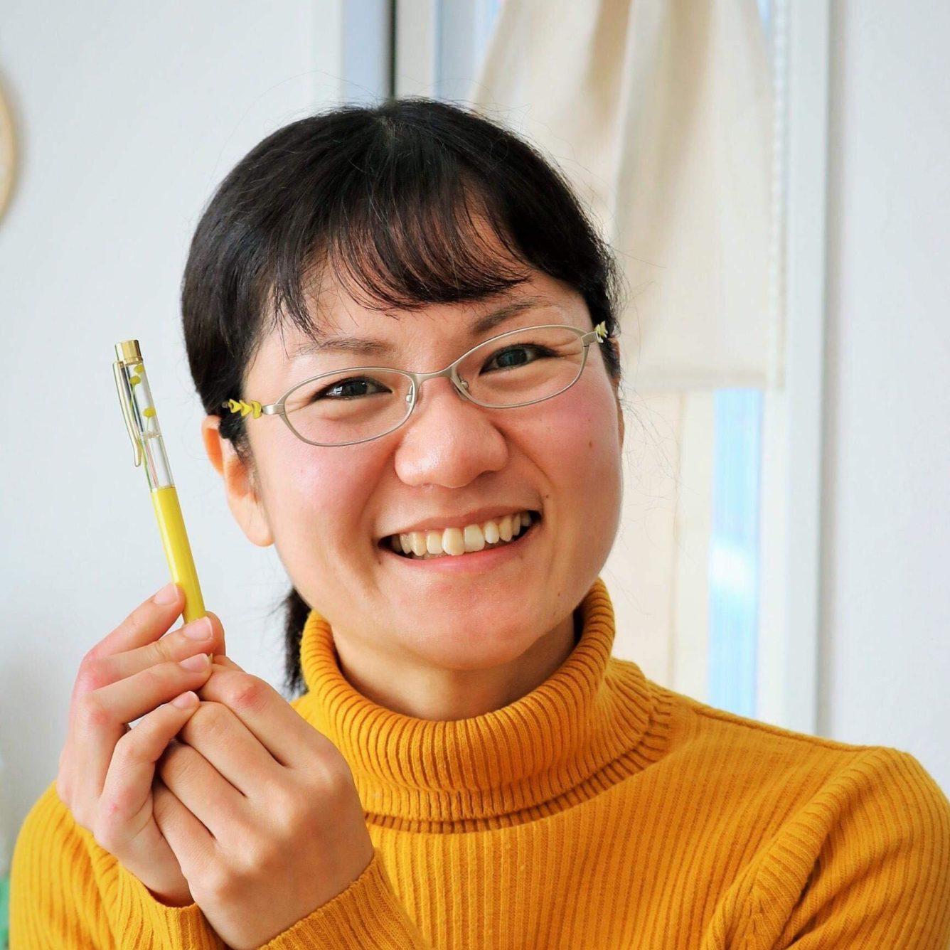 鳴門市 林 美華(はやし みか) 絵と手描き文字で「伝わる」デザイン aitsu factory
