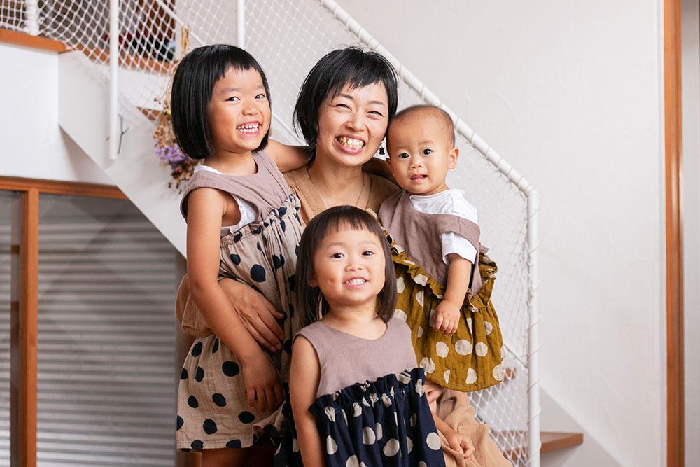 【レポ】『HUGsent -ハグセント-』0歳からできるおそろい子ども服ブランド♫ 広告撮影へ!