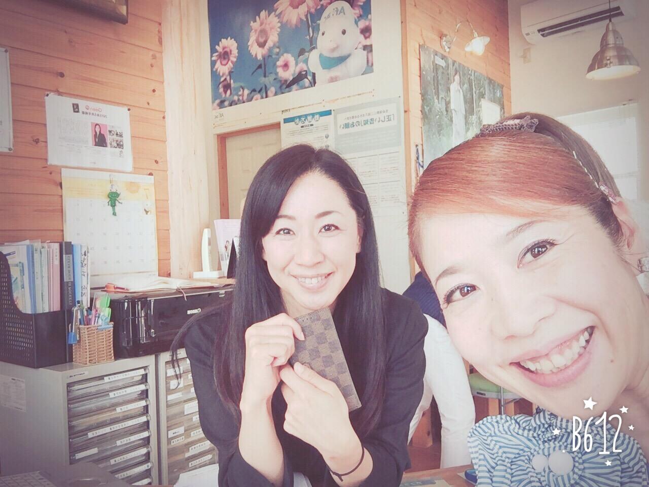 お金と心と美の専門家、小林 多賀子さんのお店へ