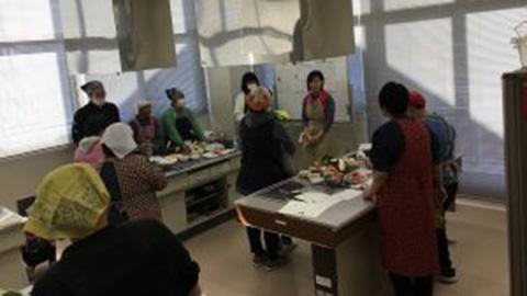 料理教室(第1回)