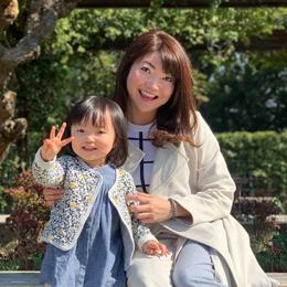 徳島市 A.Uさん(2歳児のママ)